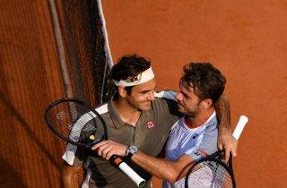В Париже будет классика. Федерер сыграет против Надаля