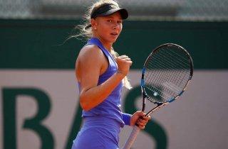 17-летняя Аманда Анисимова вышла в полуфинал Roland Garros